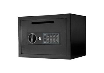 "Keypad Depository Safe - 13.75""W x 9.85""D, 36836"