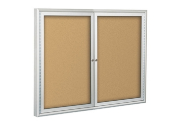 "Indoor Enclosed Board 48"" x 36"", 80721"