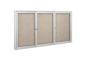 "Indoor Enclosed Board 72"" x 48"", 80722"