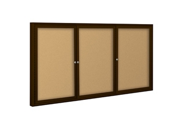 "Indoor Enclosed Board 72"" x 36"", 80960"