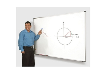 6' x 4' Magnetic Whiteboard, 80525