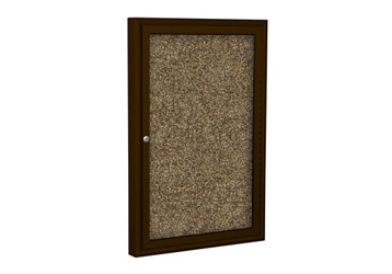 "18"" x 24"" Outdoor Rubber Bulletin Board, 80358"