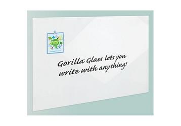 "Magnetic Gorilla Glass Markerboard - 60""DIAG, 80660"