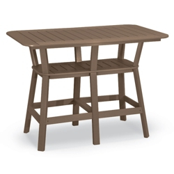 "Bar Height Table 58"" x 36"", 41583"