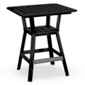 """Bistro Height Table 36"""" x 36"""", 41586"""
