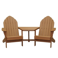 X-Wide Adirondack Table Set, 51388