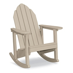 Outdoor Deluxe Adirondack Rocker, 51397
