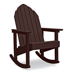 Outdoor Extra Wide Adirondack Rocker, 51398