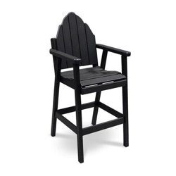 Outdoor Bar Height  Adirondack Chair, 51399