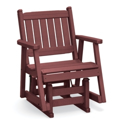 Day Break Mid Back Glider Chair, 51409