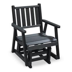 Capri Low Back Glider Chair, 51415