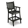 Day Break Mid Back Bar Height Chair, 51423