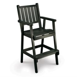 Capri Low Back Bar Height Chair, 51436