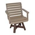 Garden Swivel Seat Chair, 51445