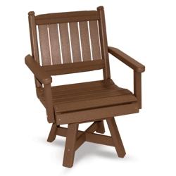 Day Break Mid Back Swivel Seat Chair, 51449