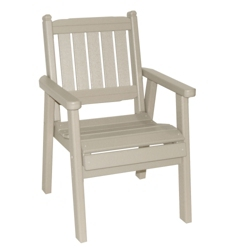 Recycled Plastic Day Break Chair , 51450