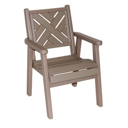 """Chippendale 1 Dining Chair 20""""W, 51454"""