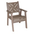 "Chippendale 1 Dining Chair 20""W, 51454"