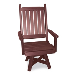 Days End High Back Swivel Chair, 51457
