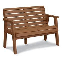 """Garden Bench 72""""W, 85353"""