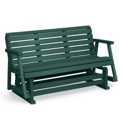 """Garden Glider Bench 60"""", 85381"""
