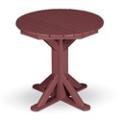 "Cafe Table 31"" Diameter, 85397"