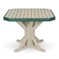 "Square Dining Table 38"", 85409"