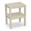 2 Shelf Accent Table, 85489