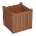 """Square Planter Box 17"""", 85523"""