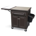 Recycled Outdoor Serving Cart, 85585