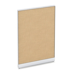 "Tackable Panel with End Trim - 2'W x 5'5""H, 21782"