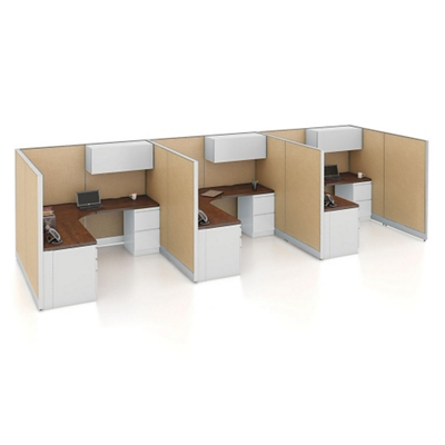 Office cubicle wall Build Your Own The Complete Guide To Partitions Cubicles And Room Dividers Neweggcom Office Cubicle Partitions Modern Modular Partition Systems Nbfcom