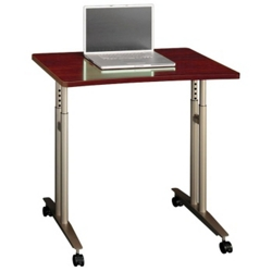 Adjustable Height Mobile Table, 41581