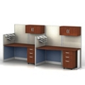 Two-Person Workstation Set, 75490
