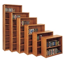 GSA Schedule Bookcases