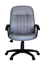 Mid-Back Bonded Leather Computer Chair, 56713