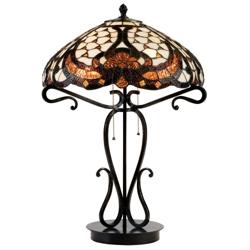 Tiffany Style Table Lamp, 82674