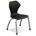 "Polypropylene 18"" H Stack Chair, 51079"