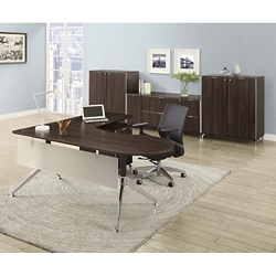 Home Office Furniture Sets | Complete Executive Desk Set at NBF.com