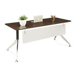 "Astoria Executive Table Desk with Modesty Panel - 71""W x 30""D, 14434"
