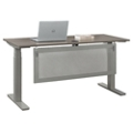 "At Work Desk with Modesty Panel - 60""W, 16098"