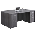 "Formation Bowfront Executive Desk - 71""W, 16141"
