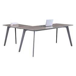 "Portland Reversible L-Desk - 72""W x 66""D , 16206"