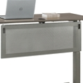 "At Work Modesty Panel for 48"" Adjustable Height Desk, 16333"