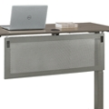 "At Work Modesty Panel for 60"" Adjustable Height Desks, 16334"
