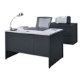 Carbon Desk and Lateral File Set, 16366