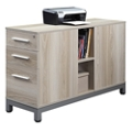 "At Work Storage Unit Bench - 48.4""W, 16408"