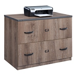 "Rivet 36""W Two Drawer Lateral File, 16444"