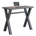 """Rivet Standing Height Desk - 48""""W x 24""""D, 16451"""