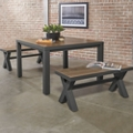 "Rivet Square Meeting Table - 48""W x 48""D, 16452"